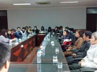 Lễ chia tay Du học sinh Gumi – Hàn Quốc